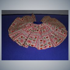 """Vintage 1950s NASB """"Miss Nancy Ann"""" Skirt!"""
