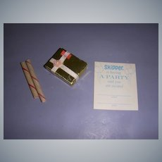 Vintage Mattel Skipper 1965 Original Happy Birthday Party Accessories!