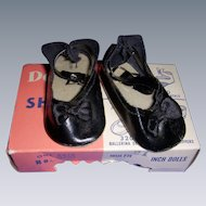 Vintage 1950s Doll Shoes in Original Box!
