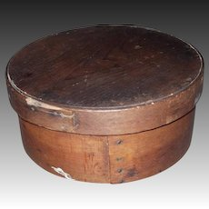 Early Primitive Pantry Box