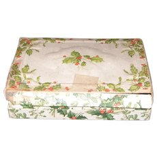Dennison's Sealing Wax Co. Fine Perfumed Sealing Wax in Original Box