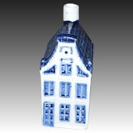 KLM Blue Delft Canal House #13 by Ryndbende Distilleries, Holland