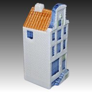 Delftware Canal House designed by Elesva-Holland