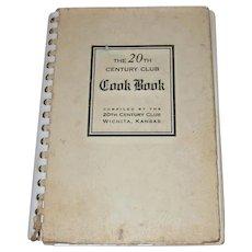 The 20th Century Club Cook Book, Wichita, Kansas (1952)
