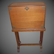 Ca. 1830s Traveling Military Field/Campaign Desk