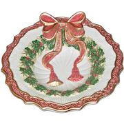 Noel Collection Candy Dish by Fitz & Floyd
