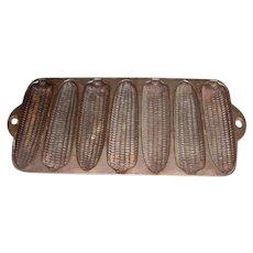 Vintage Cast Iron Corn Stick Pan