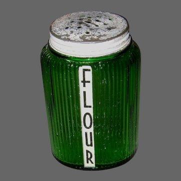 Owens-Illinois Flour Shaker