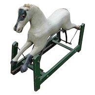 19th Century Glider-Rocking Hobby Horse