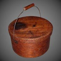 19th Century Bail Handle Pantry Box