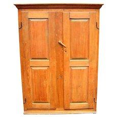 18th century Pine Storage Cupboard
