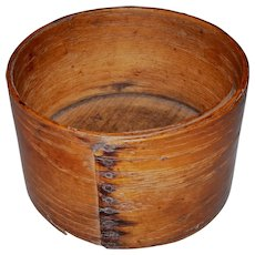 Daniel Cragin Grain, Dry Measure