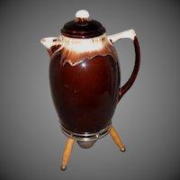 Pfaltzgraff Coffee Pot/Carafe with Warming Stand
