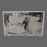Panama-California Exposition Electriquettes Postcard