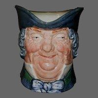 Large Royal Doulton 'Parson Brown' Character Jug
