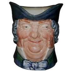 Large Royal Doulton 'Parson Brown' Character Jug
