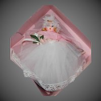 Madame Alexander Storyland Bride Doll #435