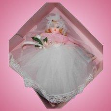 Madame Alexander Storyland Bride Doll #435