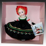 Madame Alexander International Series Finland Doll #561