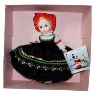 Madame Alexander International Series Finland Doll #561