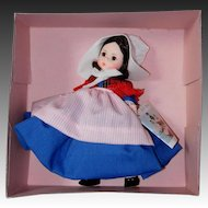 Madame Alexander International Series Belgium Doll #562