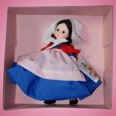 Madame Alexander International Series Belgium Doll #562