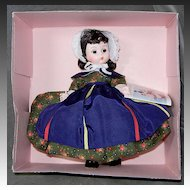 Madame Alexander International Series Canada Doll #560