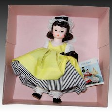Madame Alexander International Series Doll #590 France