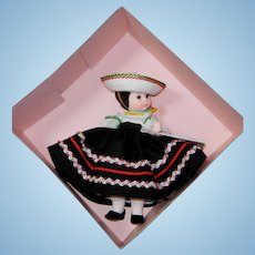 Madame Alexander International Series Mexico Doll #576