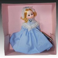 Madame Alexander International Series United States Doll #559