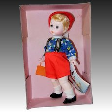 Madame Alexander Storybook Series Hansel Doll #453