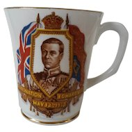 Edward VIII 1937 Commemorative China Cup