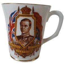 Edward VIII 1937 Commemorative China Cup