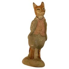 "Beatrix Potter ""Foxy Whiskered Gentleman"""