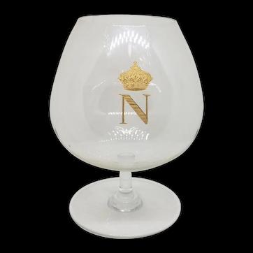 Baccarat Napoleon Brandy Snifter