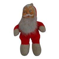1950 Santa w/ rubber Face by  Genie Toys Inc