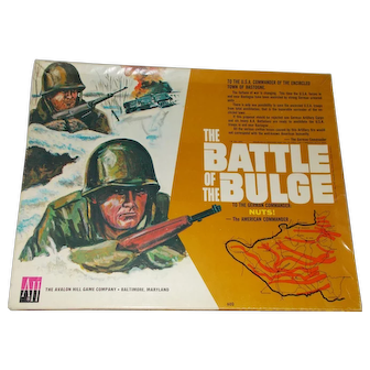 The battle of the bulge game  1965