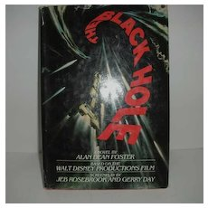 The Black Hole by Alan Foster book with dust jacket