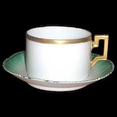 Thomas china cup and saucer
