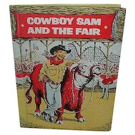 Cowboy Sam and the Fair book