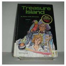 Treasure Island Folger  1971  book