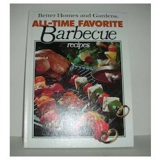 All-time Favorite Barbecue recipes Cookbook