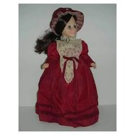 "Effanbee  Currier & Ives ""Plymouth Landing""  doll"