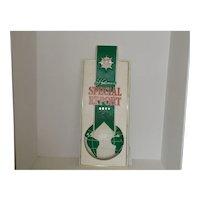 Heileman's  Rare 1974 Special Export beer sign