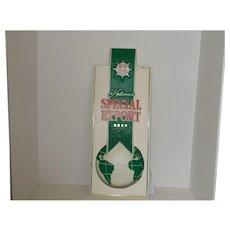Heileman's  Special Export beer sign 1974