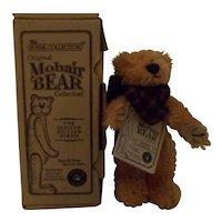 Boyds Collection Miniature Mohair Bear w/ box