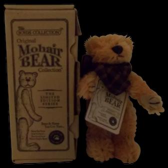 Boyds Collection Mohair Bear