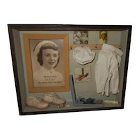 Vanmark  Nurse  Display Shadow Box Frame
