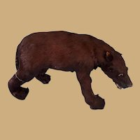 Civil War period Miniature Bear from Western Fur Trapper MUST SEE