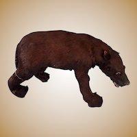 Civil War period Miniature Bear from Western Fur Trapper MUST SEE